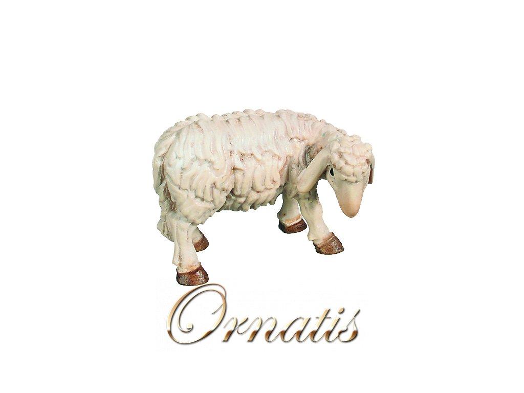 Dřevěná stojící ovečka-prodej betlémů