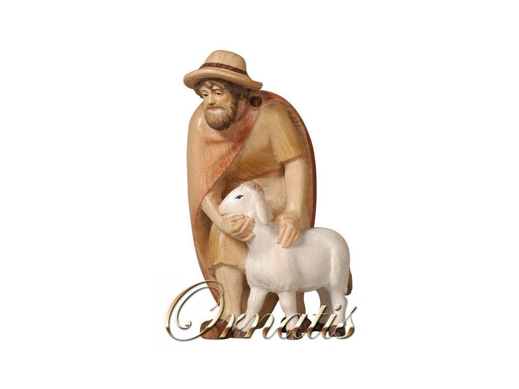 prodej dřevěných betlémů pastýři poutníci