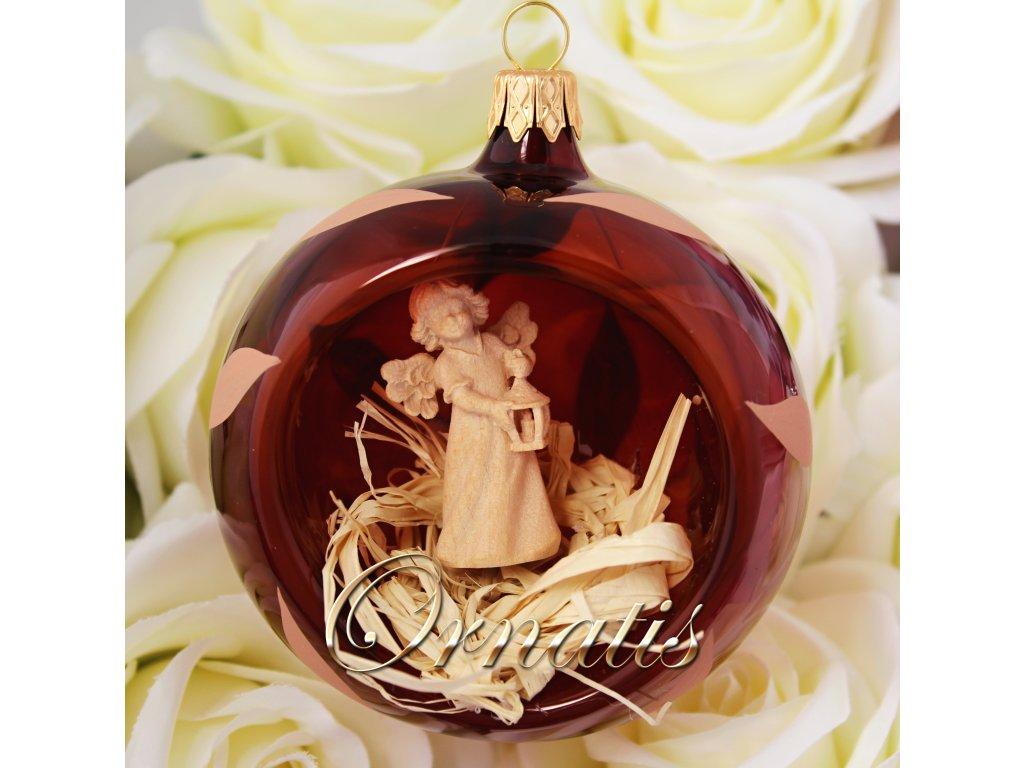 české vánoční ozdoby na vánoční stromeček
