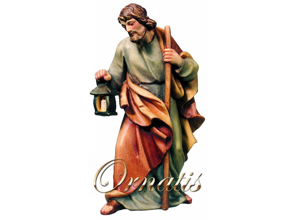 Dřevěný Josef-prodej betlémů