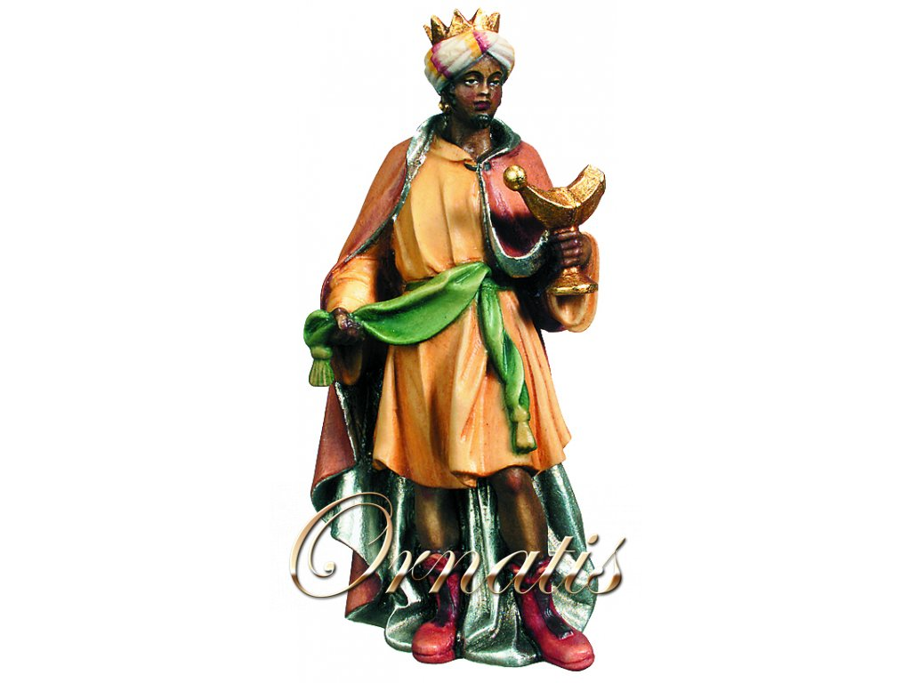 Král Baltazar-prodej betlémů