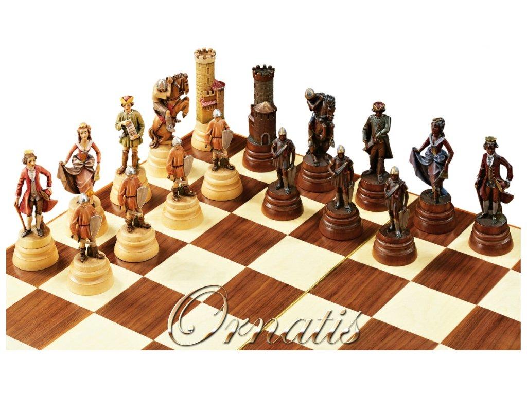 online prodej šachy šachovnice šachové figury chess
