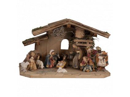 dřevěný vánoční betlém prodej prodej betlému