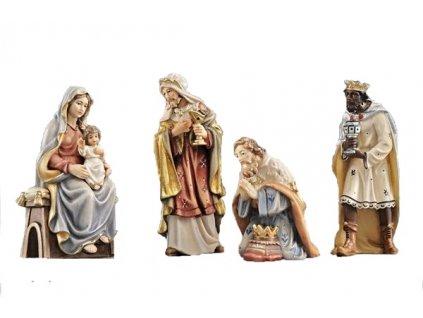 adorace tří králů prodej dřevěných betlémů online