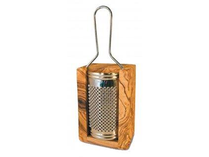 Dřevěné struhadlo z olivového dřeva