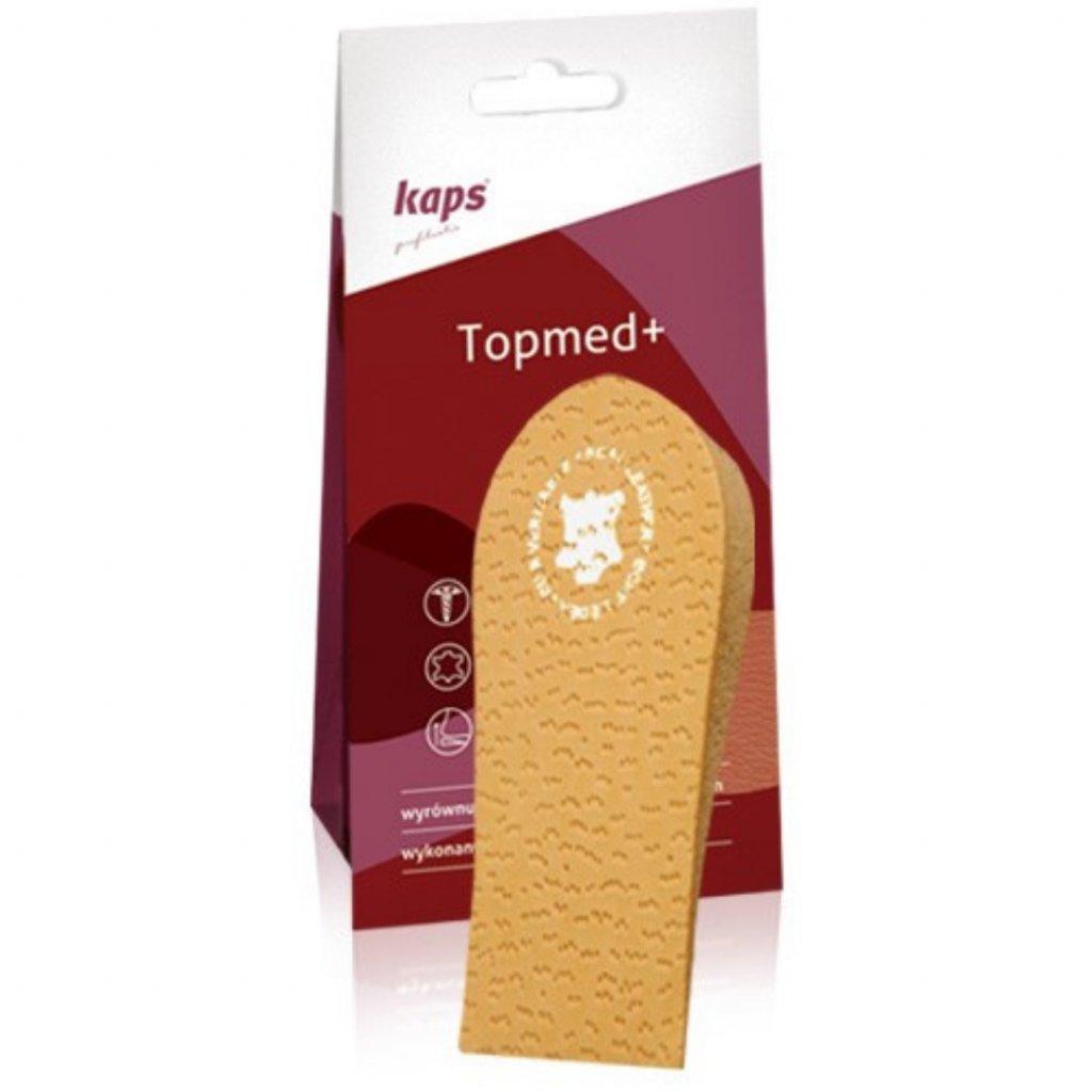 Kompenzačná podopätenka pod kratšiu nohu Kaps Topmed Plus
