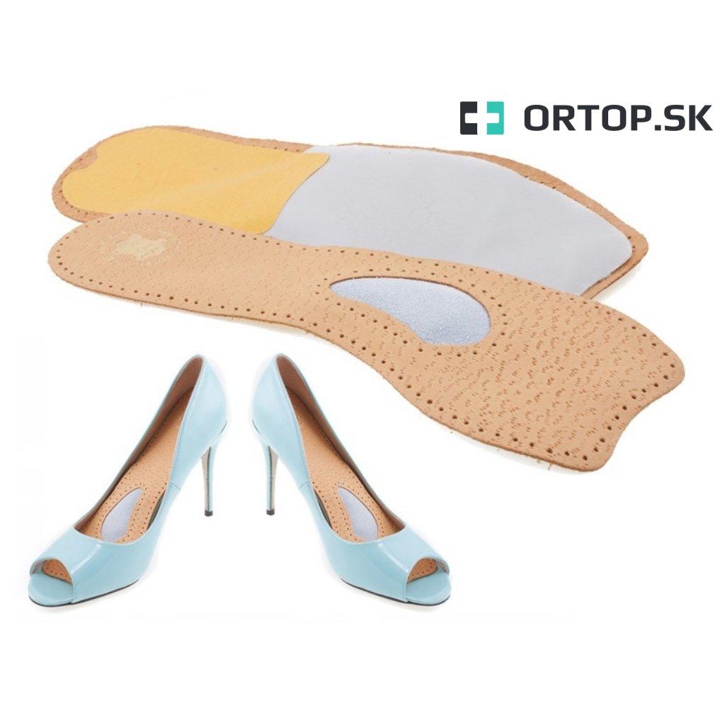 Ortopedické vložky do lodičiek Ortop