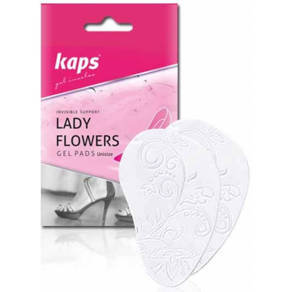 Protišmykové vložky do lodičiek Kaps Lady Flowers