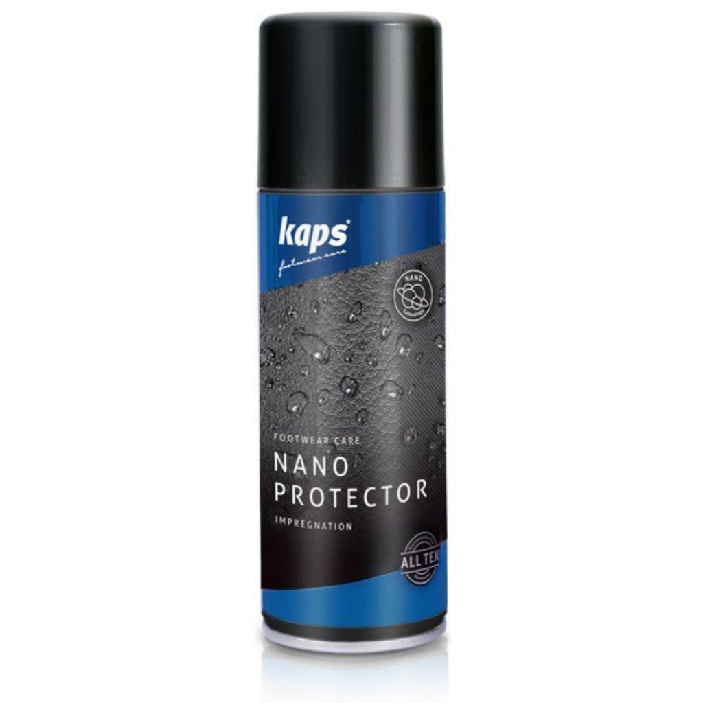 Sprej na ochranu obuvi a textilu Kaps Nano Protector