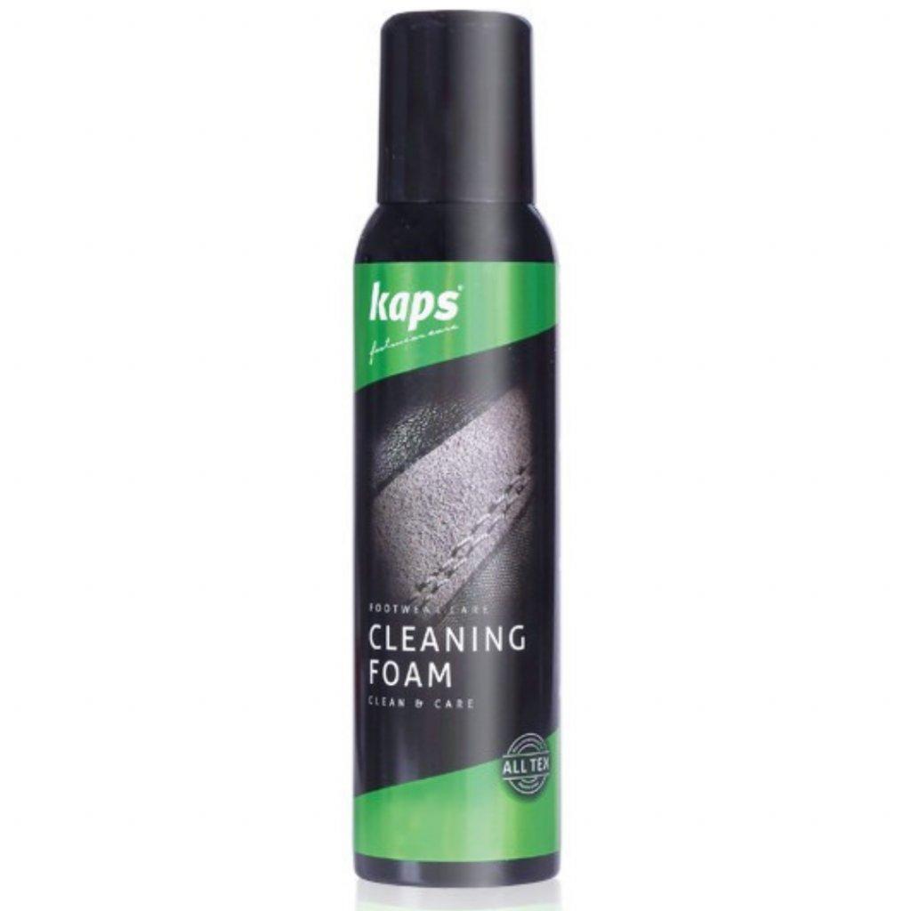 Pena na čistenie topánok Kaps Cleaning Foam 150 ml