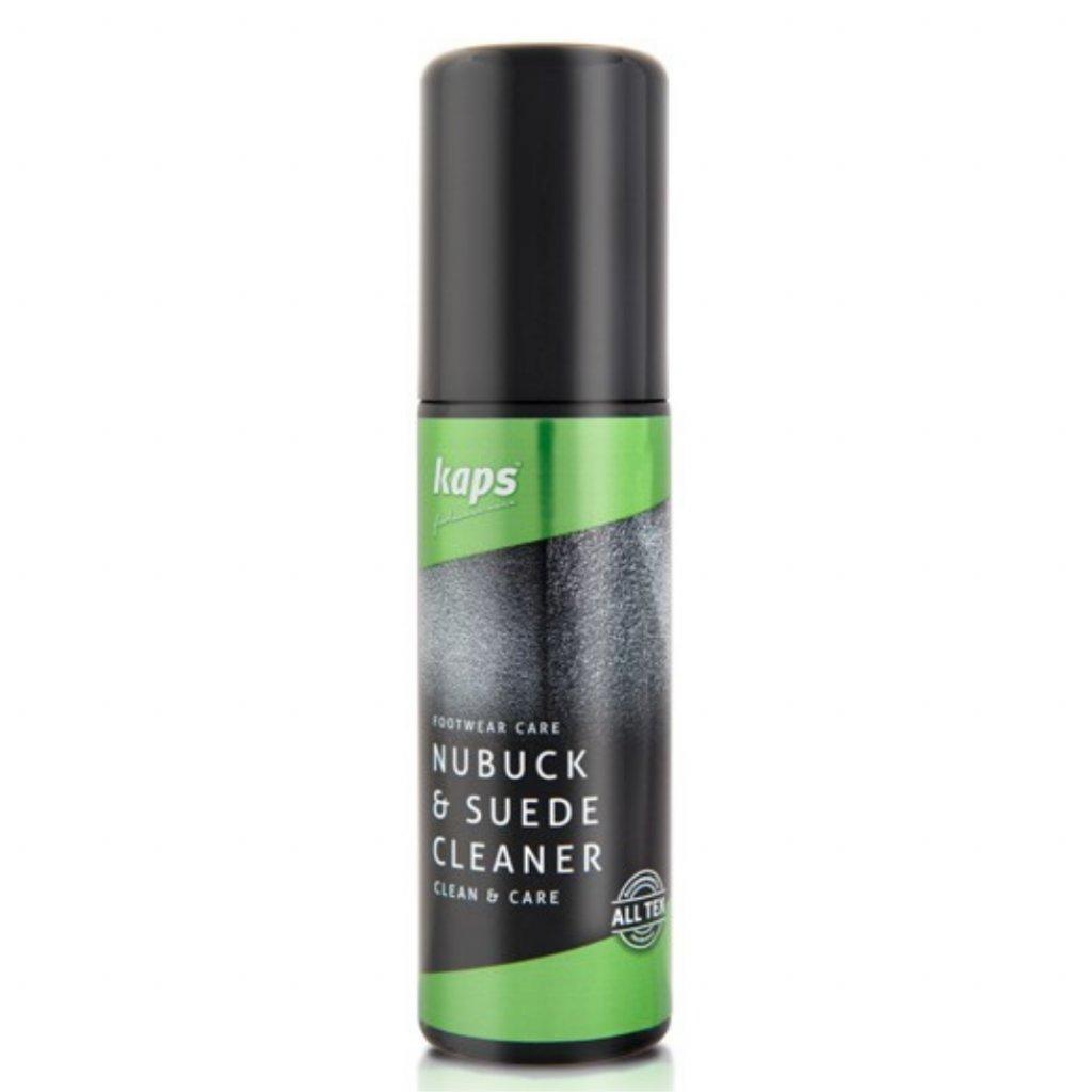 Roztok mydla na čistenie semišovej obuvi Kaps Nubuck Suede Cleaner 75 ml