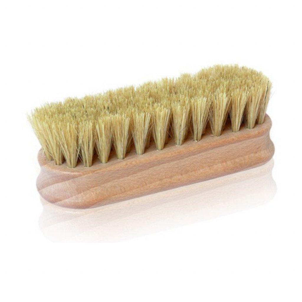 Kefa na leštenie obuvi s umelým vlasom Kaps malá