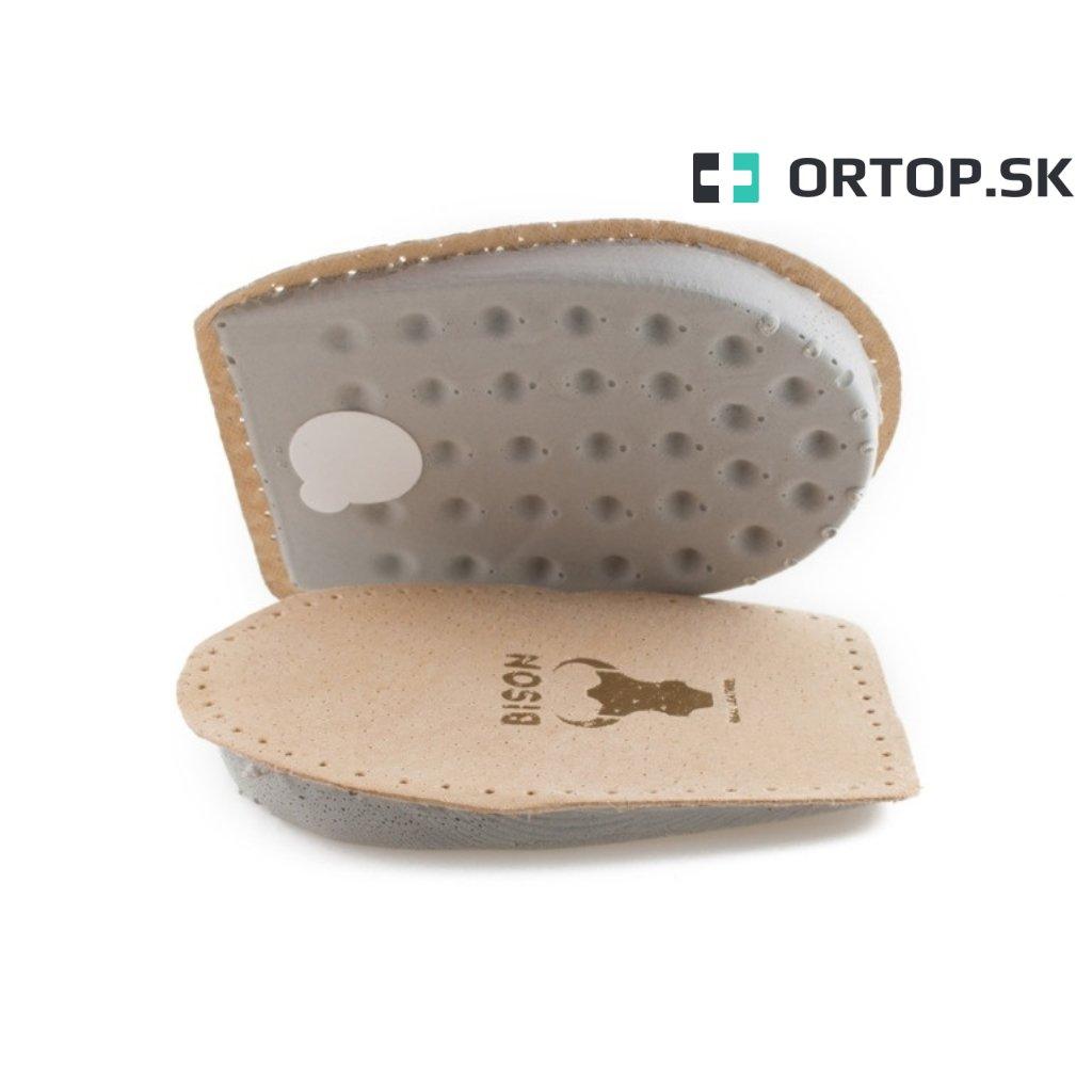 Podpätenka na tlmenie nárazov Ortop