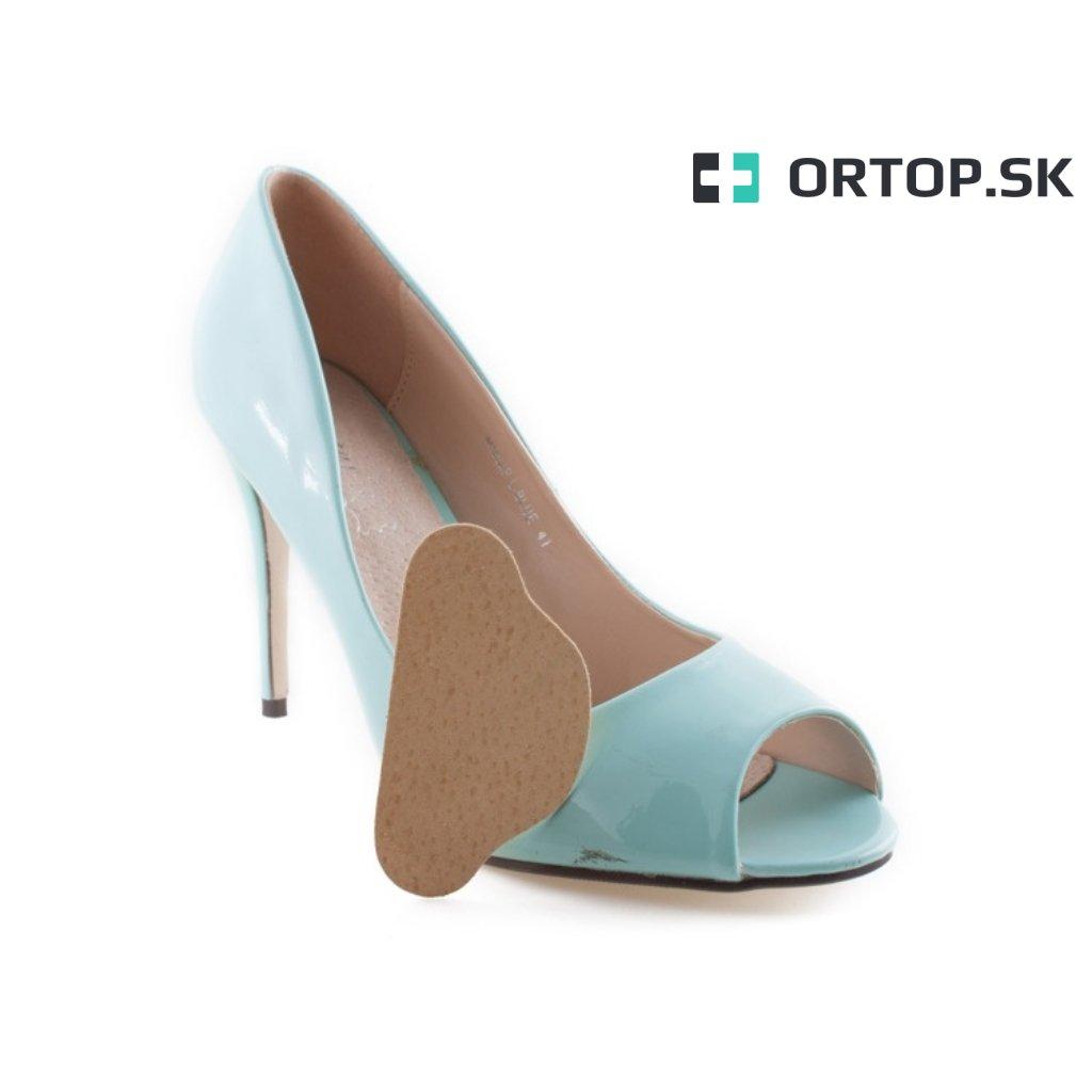 Ochrana proti otlakom do topánok Koža Ortop
