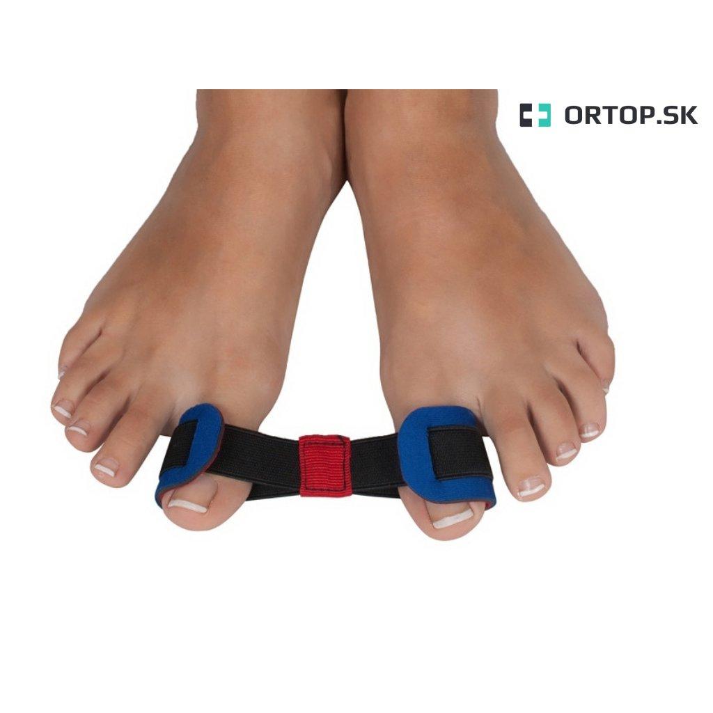 Pomocka na haluxy elasticka guma ortop sk