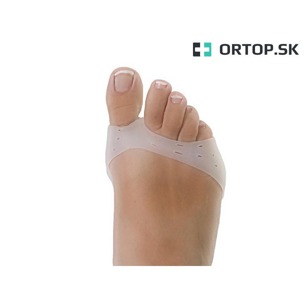 Ochrana kĺbu vybočeného palca a spodnej časti chodidla
