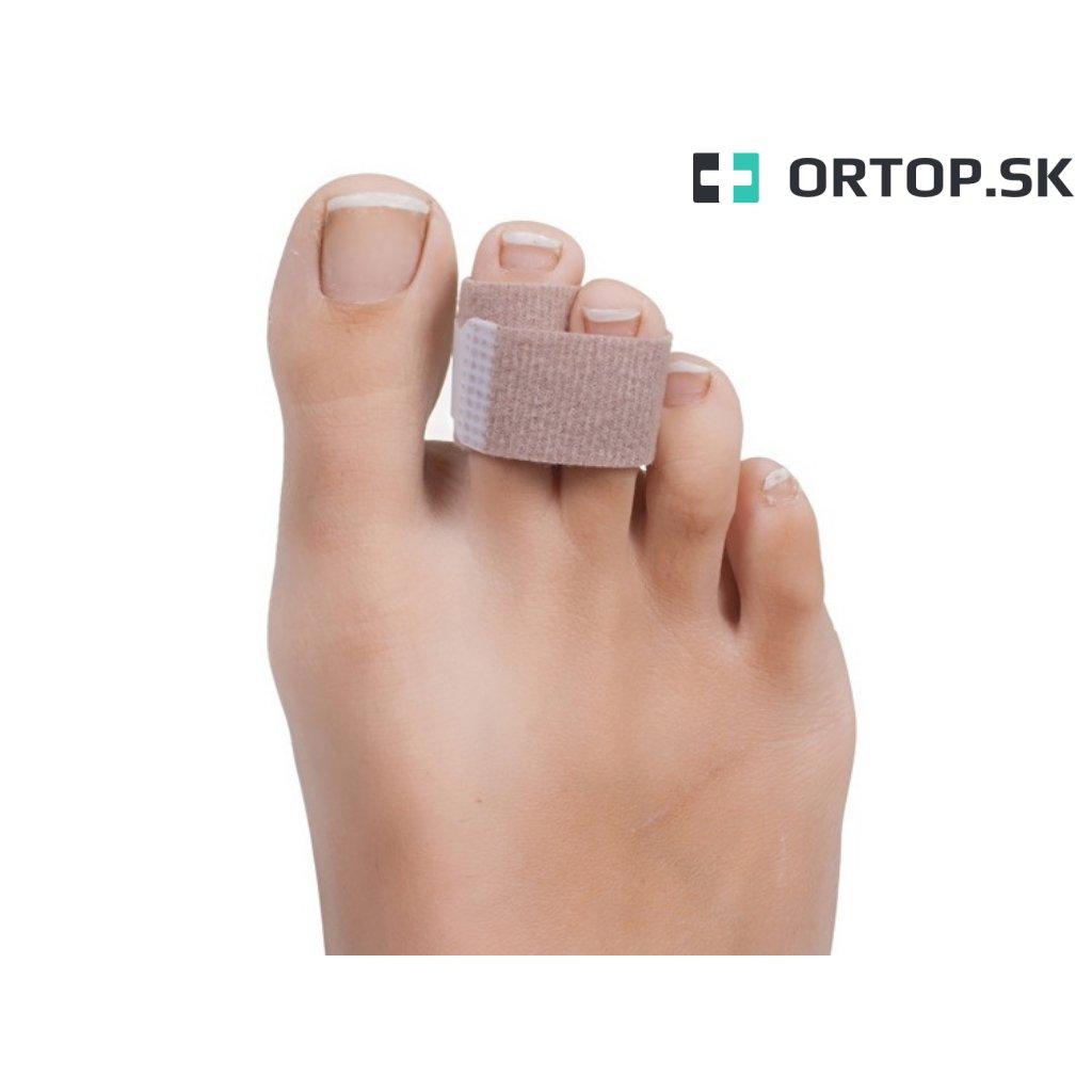 Fixátor prsta na nohe Ortop