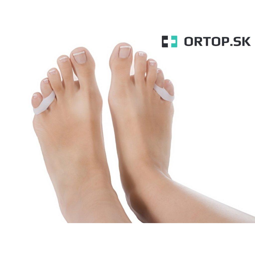 Korektor na malíček a separovanie prstov Ortop sk