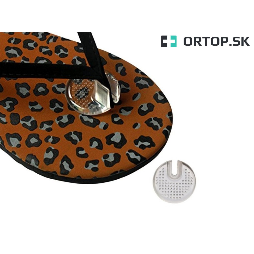 Chánič medzi prsty do žabiek Ortop