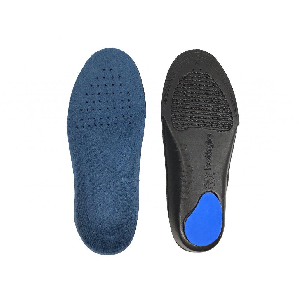 Ortopedické vložky na ploché nohy (6)