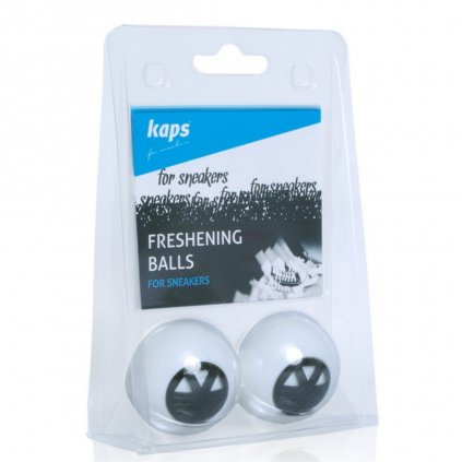 Voňavé guličky do topánok proti zápachu Kaps Freshening Balls