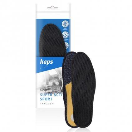Ortopedické vložky do tenisiek Kaps Super Active Sport (2)