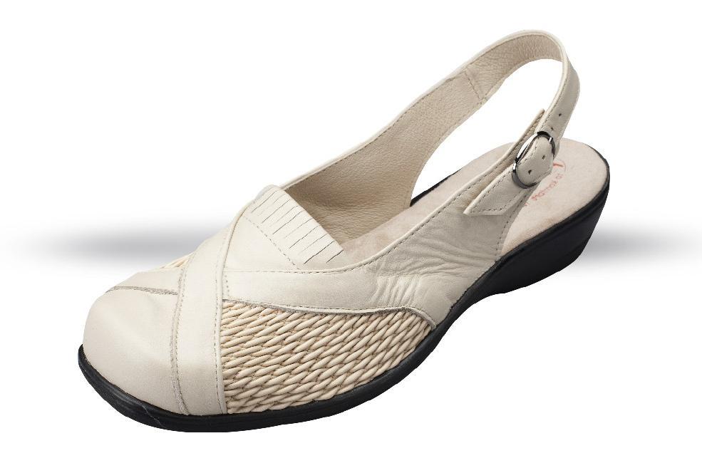 Dámska obuv na Hallux valgus