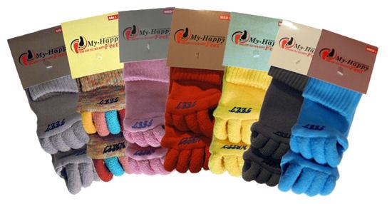 Adjustačné ponožky