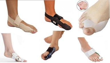 Korektory na deformované prsty