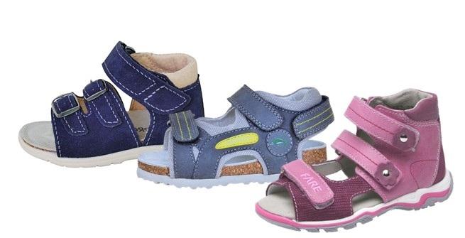 Detská ortopedická obuv