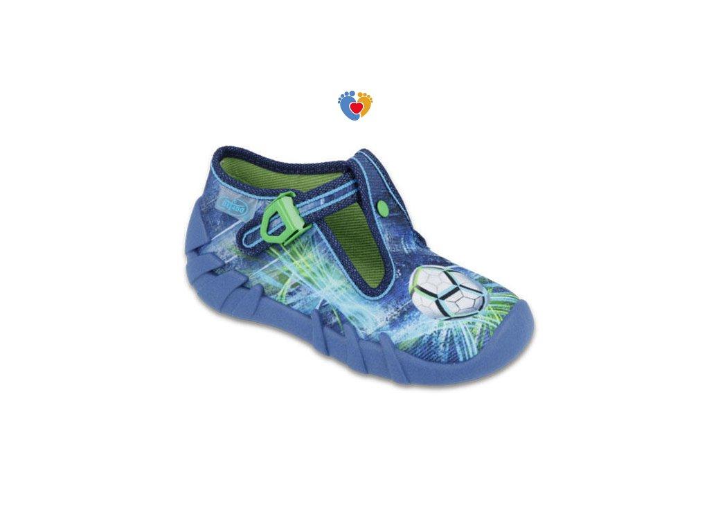BEFADO detské papuče SPEEDY 110P339