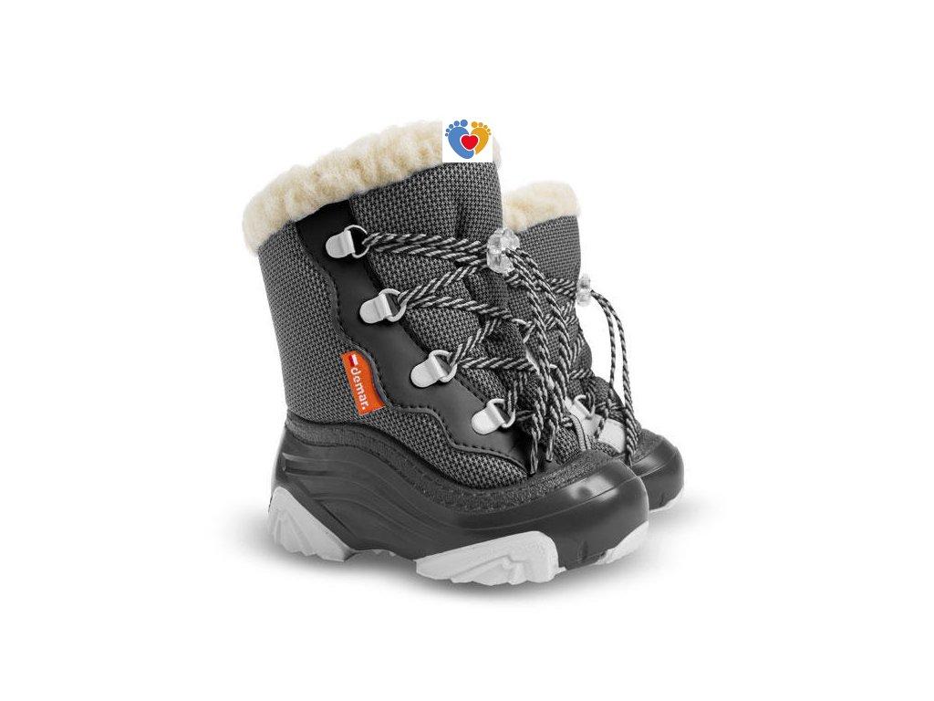 DEMAR-SNOW MAR 2 ND grey 4017 20/21