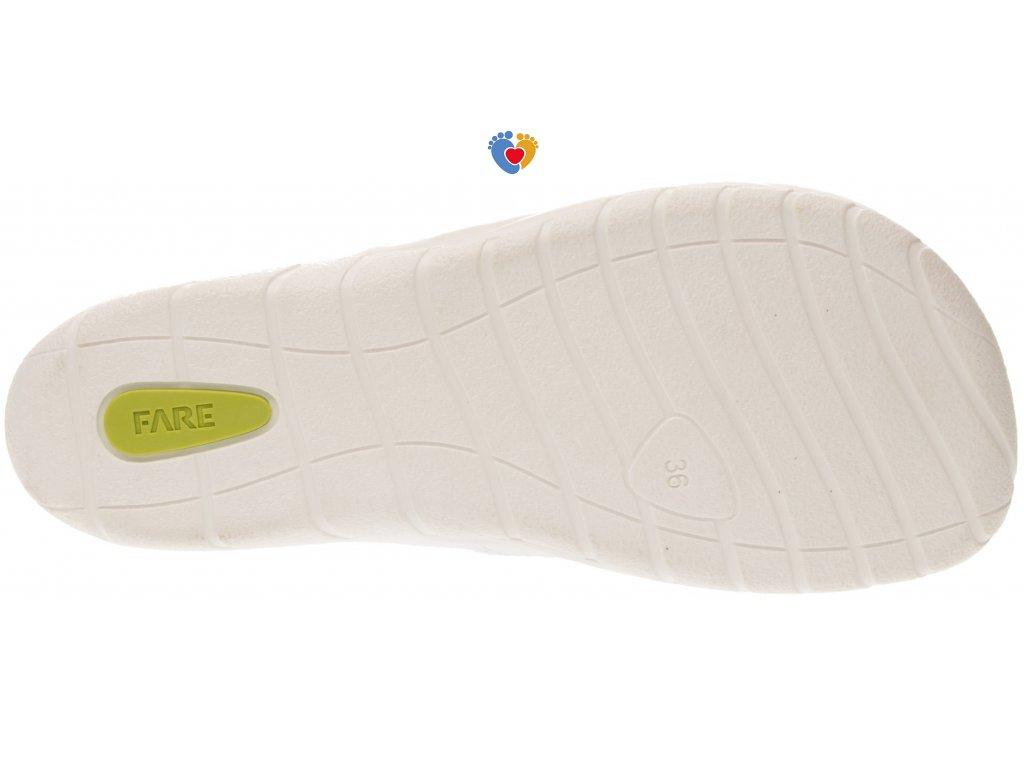 Barefoot tenisky - plátenky FARE BARE 5311401