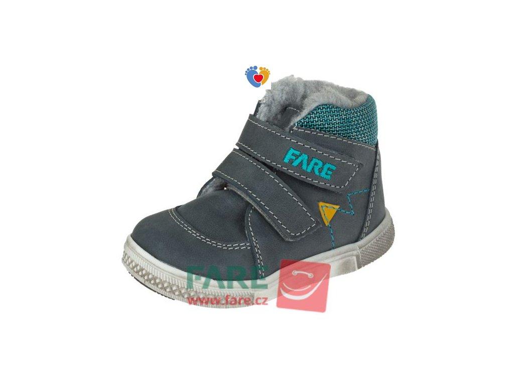 Detská zimná obuv FARE 2141161