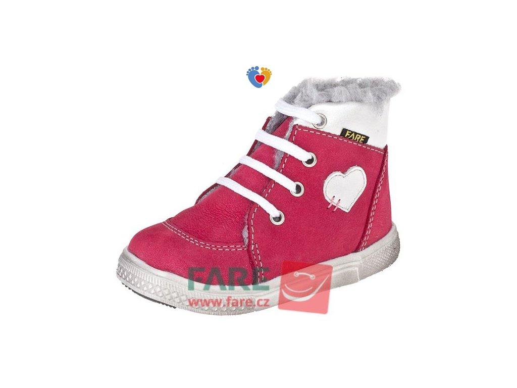 Detská zimná obuv FARE 2141241