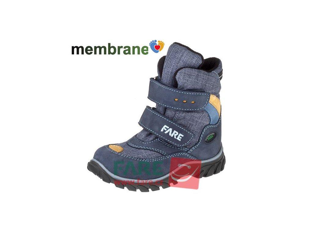 Detská zimná obuv FARE 848200