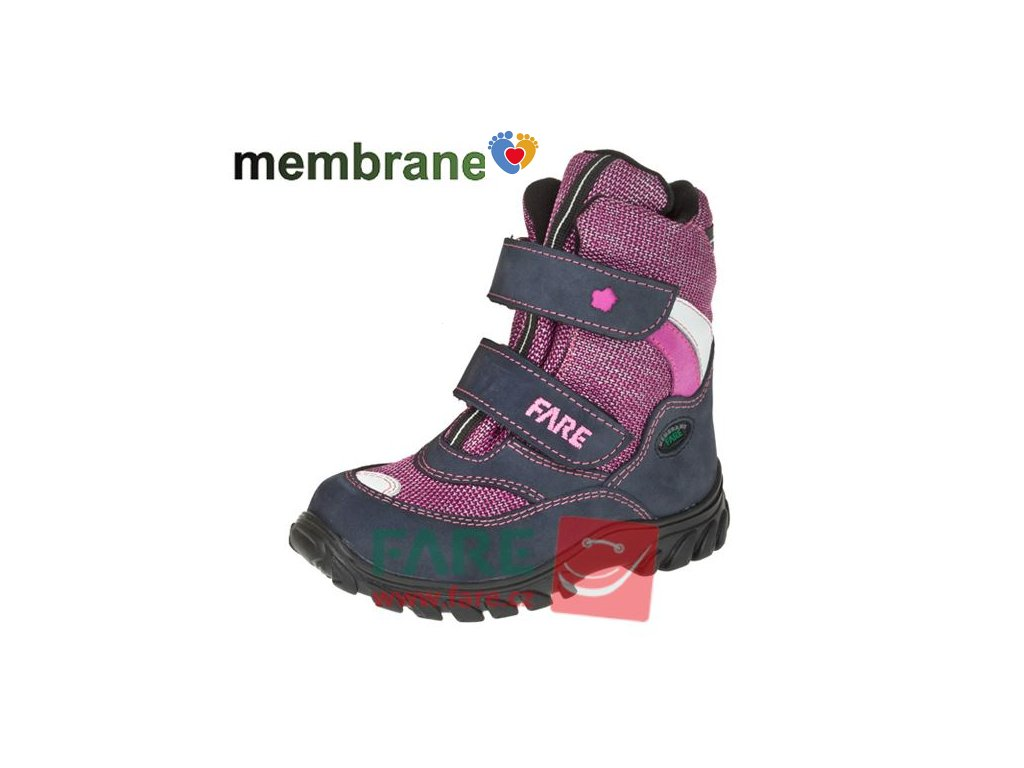 Detská zimná obuv FARE 848254