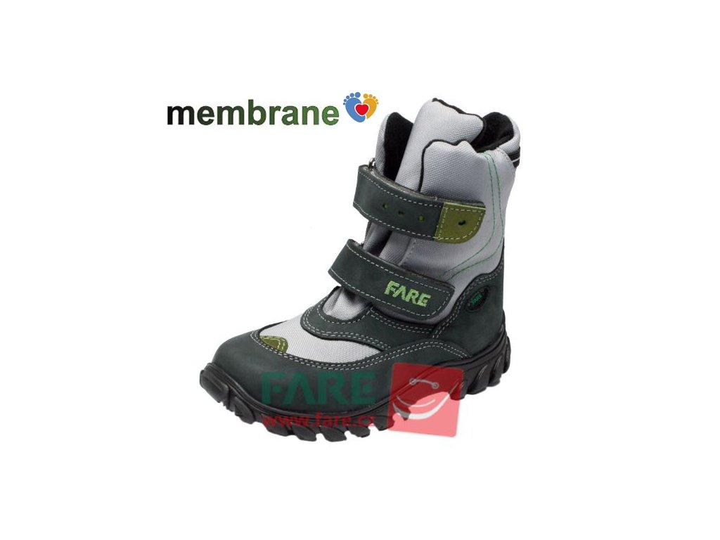 Detská zimná obuv FARE 848264