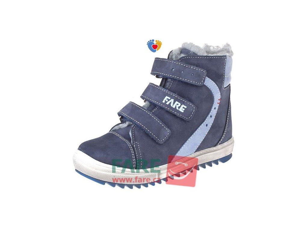 Detská zimná obuv FARE 841201