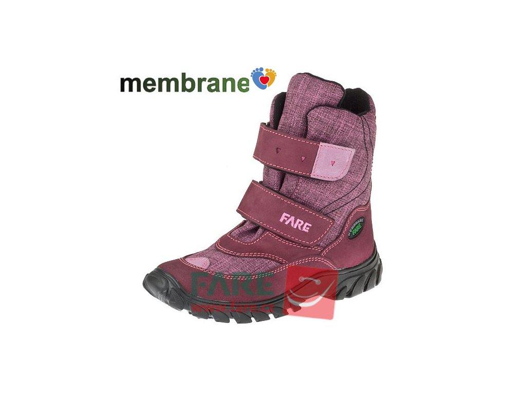 Detská zimná obuv FARE 2646295