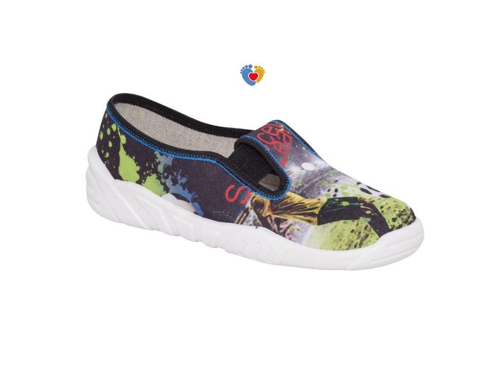 523 bighorn detska textilni obuv oskar 5018 a