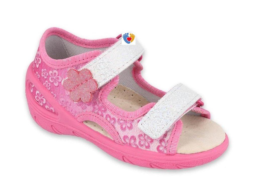 BEFADO dievčenské sandále SUNNY 065P138