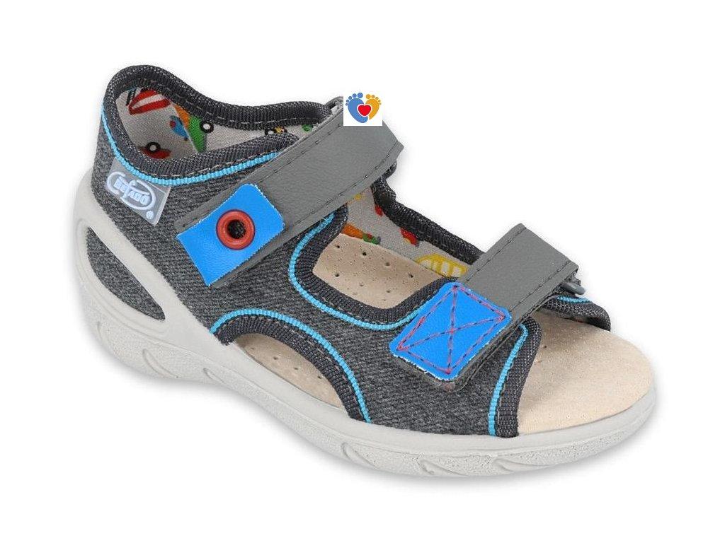 BEFADO chlapčenské sandále SUNNY 065P132