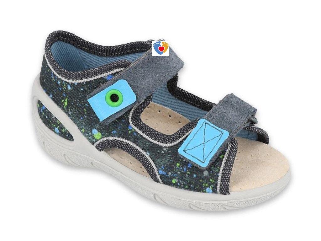 BEFADO chlapčenské sandále SUNNY 065P127