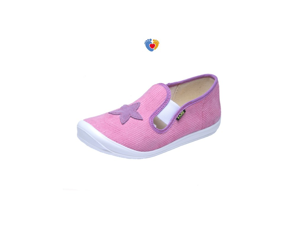 5de95d864ae3 Detské papuče FARE 4211445 - Centrum zdravých nôh