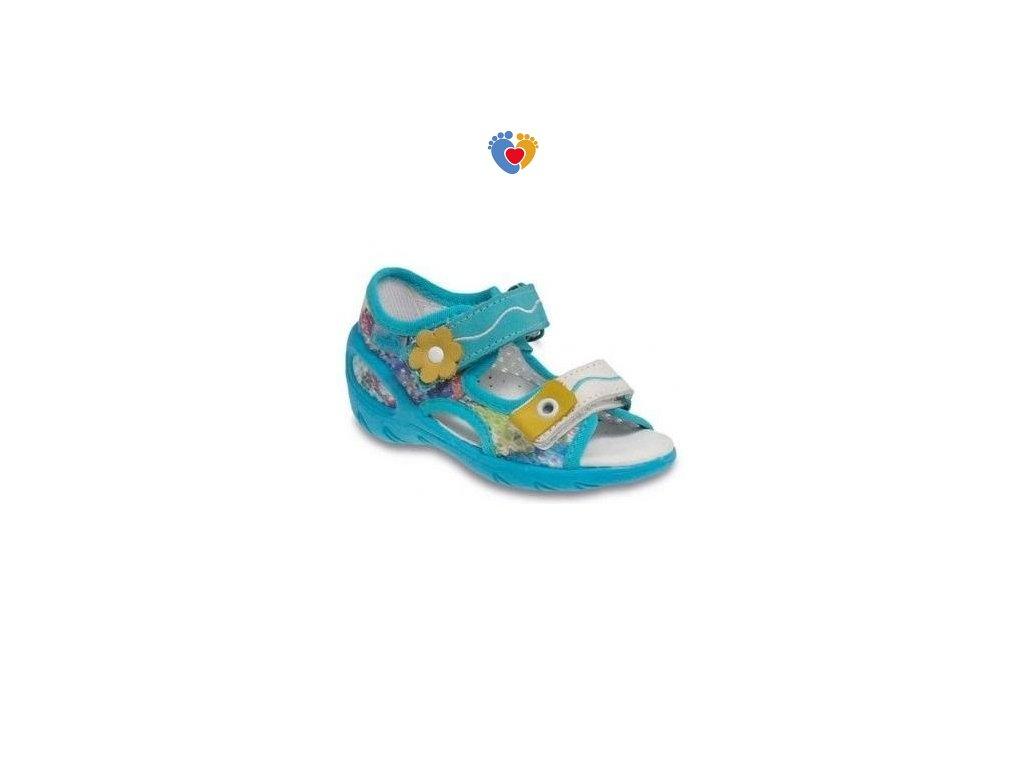BEFADO dievčenské sandále SUNNY 065X094