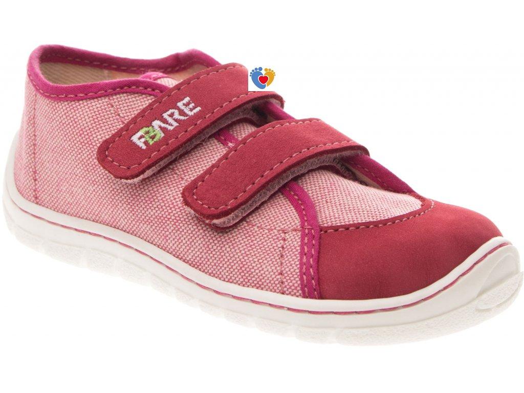 Detské barefoot tenisky FARE BARE A5115451