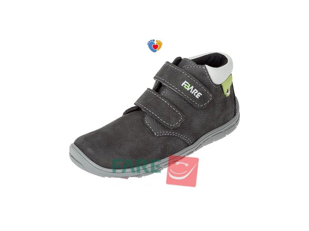 Detské barefoot topánky FARE BARE B5521261
