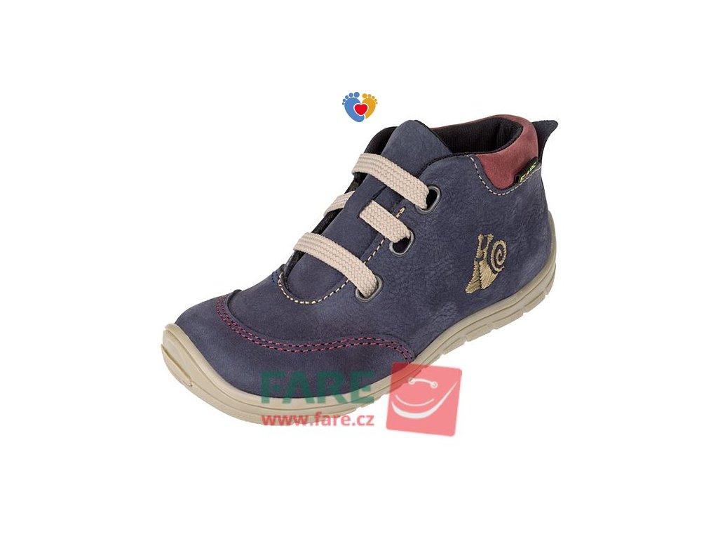 Detské barefoot topánky FARE BARE  B5421201