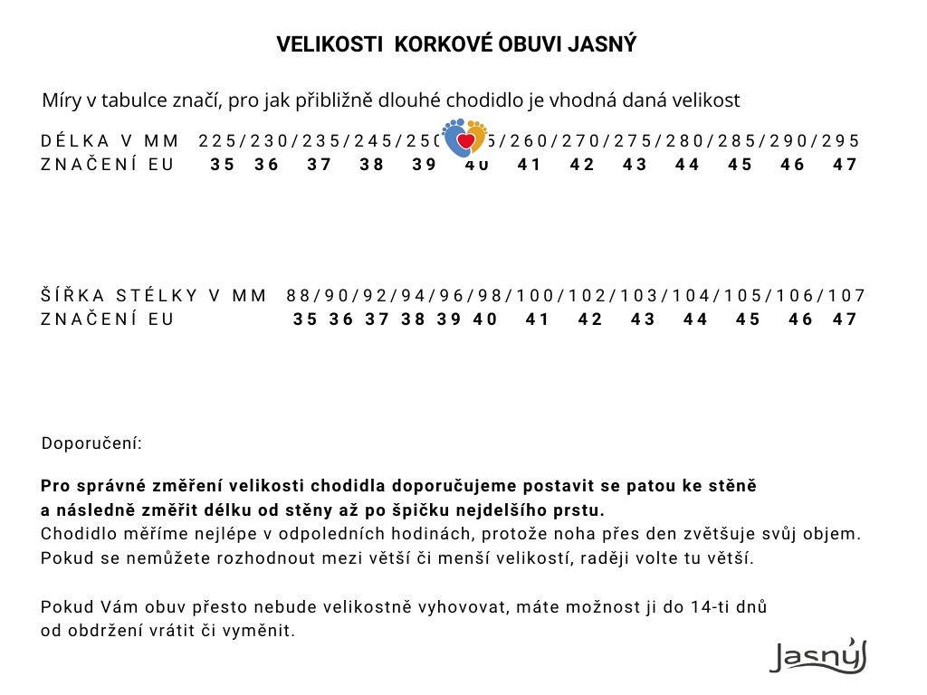 JASNY ortopedické sandále LINNEA červená
